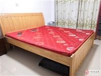 便宜出售10公分环保3E椰棕床垫1.8*2米