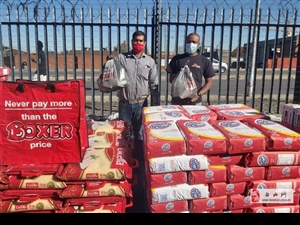 共克时艰 长城汽车积极援助南非抗疫