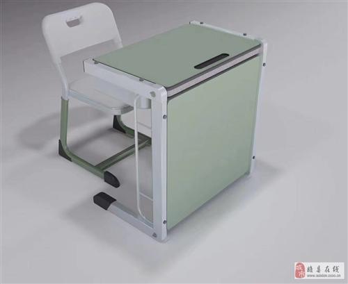 学校午托专用桌椅-贝德思科课桌椅-学习睡觉两用