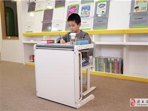 托管班课桌椅桌床一体两用,可折叠节省空间
