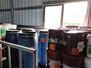惠州危废回收公司之危险废物实行分类收集