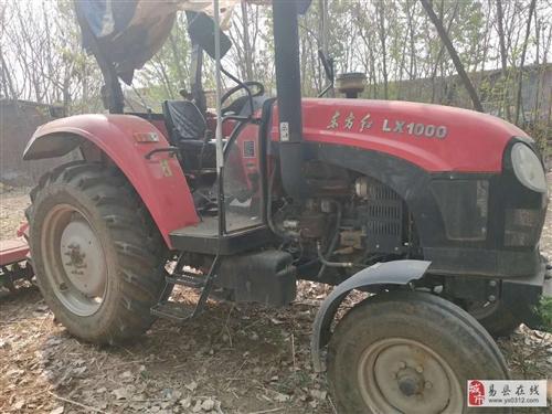 农机大品牌东方红1000八成新因改行着急卖