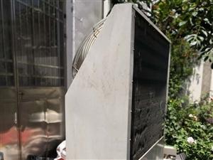 闲置家用空气源热泵中央空调主机
