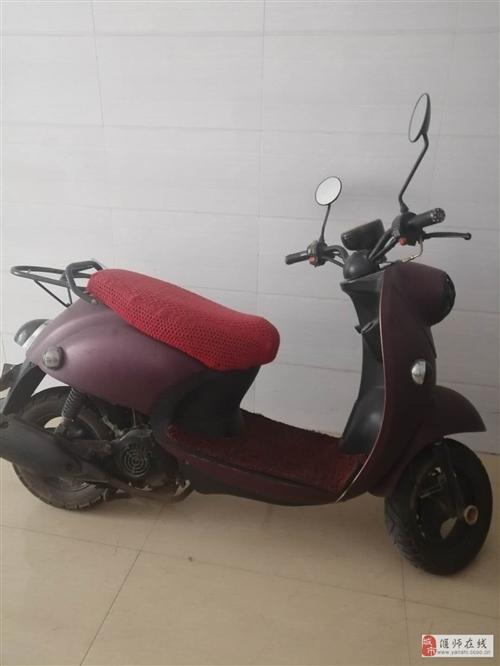 诚心出售踏板摩托车一辆