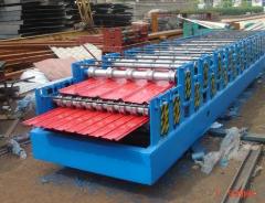 彩钢压瓦机A拉萨彩钢压瓦机专业制造