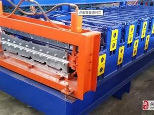 双层彩钢压瓦机A新疆双层彩钢压瓦机现货批发