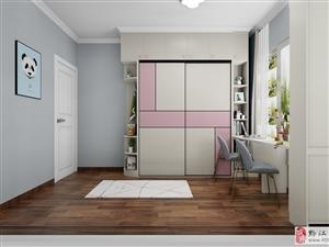 全屋整装+全屋家具定制,提供专业免费设计量尺