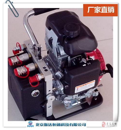 BJQ63/0.8液压双输出机动泵