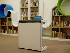 贝德思科|托管班专用桌椅,课桌10秒变床,两用