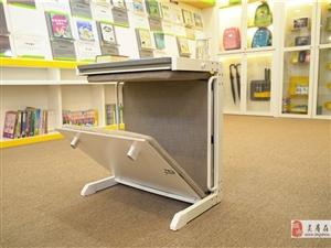 學生輔導班課桌椅 課桌可展開成午休床兩用