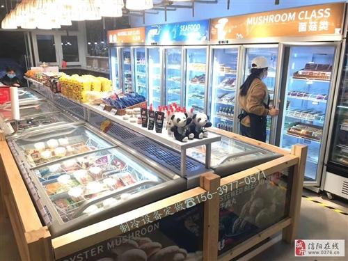 信阳超市饮料陈列柜哪里有卖的
