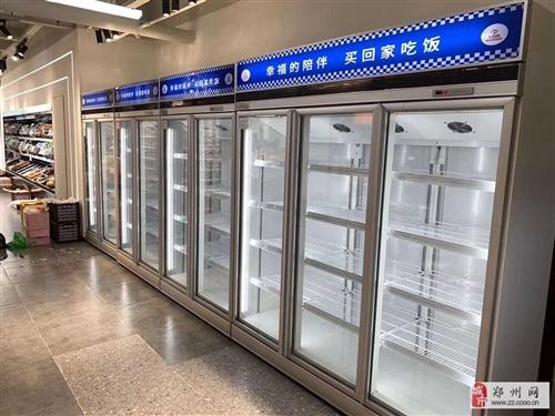 郑州立式冷冻柜厂家直销/多少钱一台