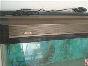 1.2米长上过滤鱼缸+鱼缸柜