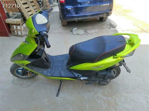 踏板摩托车出售,一口价900