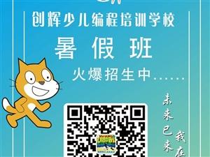 阳谷创辉电脑培训学校(成人教育部、少儿编程部)招生