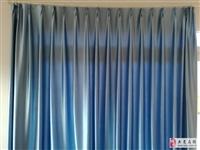 出售办公室9成新窗帘