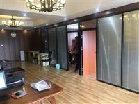 中都财富广场B座精装修写字楼128平方带租约出售,58万