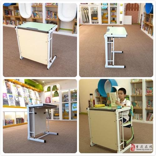 托管辅导班课桌椅,可午休用的课桌