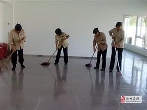 专业保洁团队