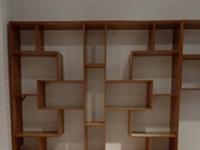 处理高档壁挂式装饰柜