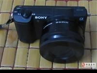 600元轉讓索尼A5100微單相機和鏡頭