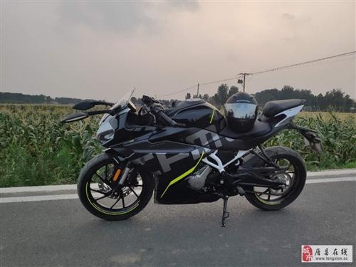春风250SR高配带ABS