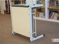 托管辅导班课桌椅,折叠课桌椅,适合中小学使用