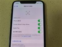 9成新国行64G苹果X