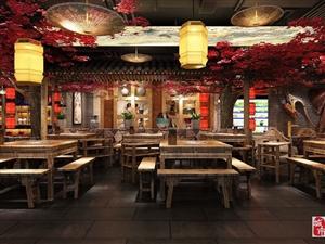 永川火锅店设计装修丨串串店装修设计丨餐厅装修设计