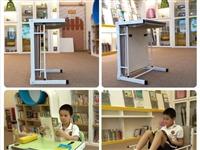 托管班一体课桌,轻松变床,巧妙省空间增加招生容量