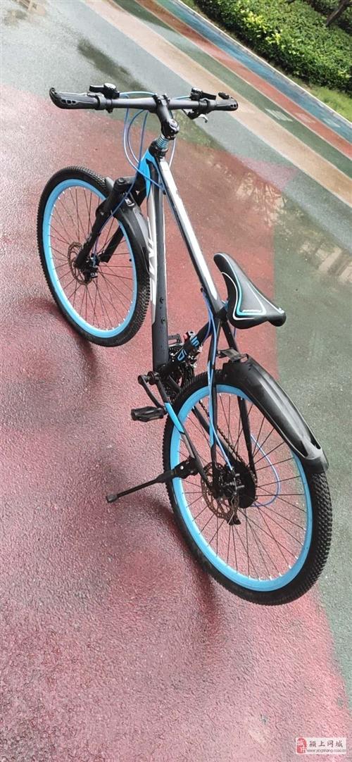出售山地自行车,骑了不到10公里300元出