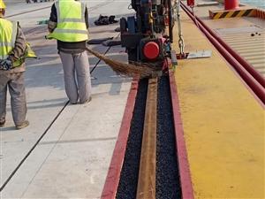 山东青岛码头钢轨填充沥青砂厂家地址