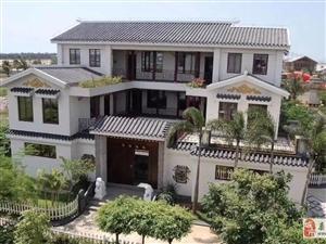 16.8万建轻钢别墅 ,订制您的私人豪宅