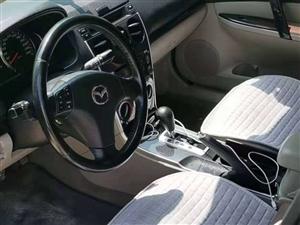 出售2010年马自达六一部,147000公里,原版原车!