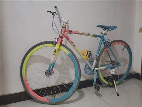 出售一辆9成新的自行车