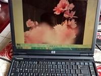 15寸惠普双核4G商务无限上网笔记本
