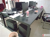 二手办公桌椅、电脑转让