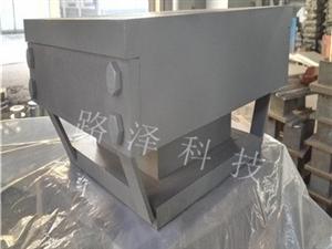 周口双向滑动支座/钢连廊滑移铰支座成品齐全