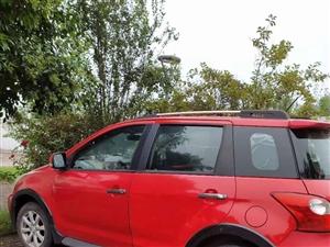 转让长城炫丽红色汽车