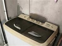 因搬家有一台半自动洗衣机和25英寸电视机便宜处理!