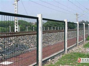 生产边框护栏网 铁路护栏 浸塑护栏网 金属护栏