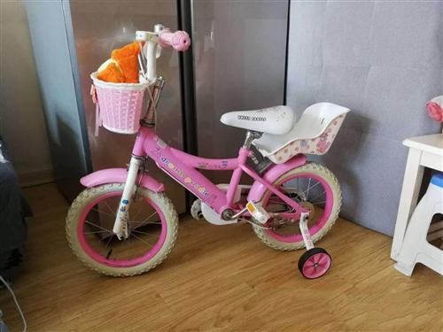 求购一辆这样的闲置儿童自行车