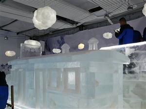 國慶節廣東哪里有冰雕展 冰雕租賃 哈爾濱冰雕制作師