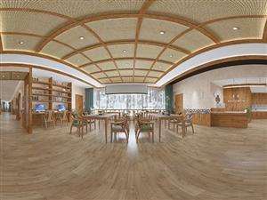 重庆养老院装修|颐养中心规划|老人照料中心设计
