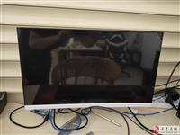 I52代四核8运行内存120固+24寸显示器6套