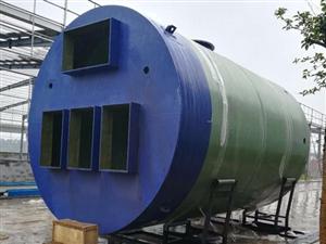 玻璃钢一体化污水泵站A安溪玻璃钢一体化污水泵站多钱