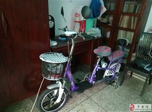 低价出售48V电动自行车