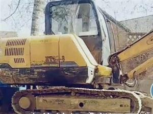 低价出售18年挖掘机一辆