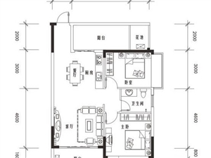 �A泰官邸2室2�d1�l