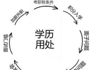 长垣市海青教育20年成人高考紧张报名中